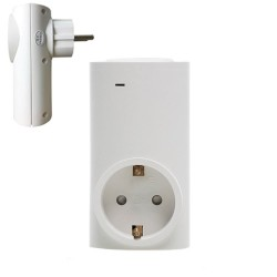 ENCHUFE INTELIGENTE WIFI LEOTEC SMARTHOME