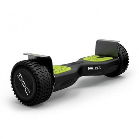 NILOX HOVERBOARD OFF ROAD VERDE