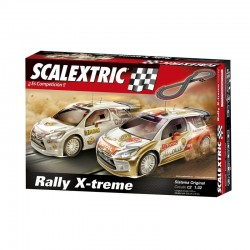 Scalextric C2 Rally Xtreme