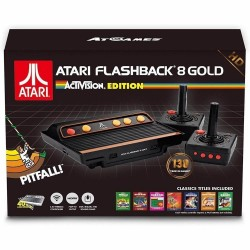Consola Retro Atari HD Flashback 8 Gold