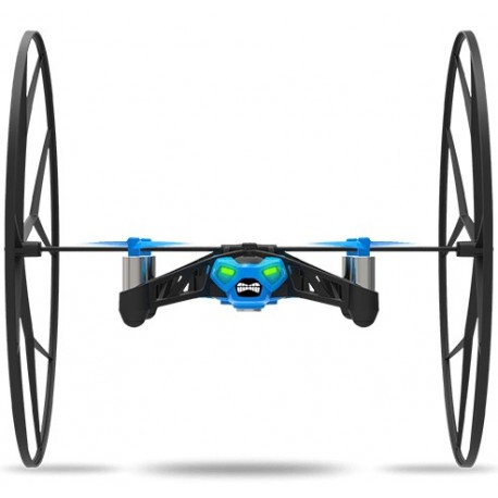 Parrot Drone Rolling Spider Azul