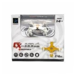 DRONE CHEERSON CX10A BLANCO