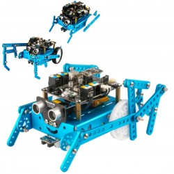 ROBOT EDUCATIVO mBOT SPIDER SPC MAKEBLOCK
