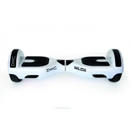 Nilox Hoverboard + Bolsa de Transporte Color Blanco
