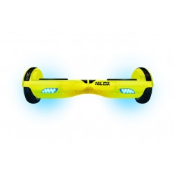 Nilox Hoverboard + Bolsa de Transporte Color Amarillo